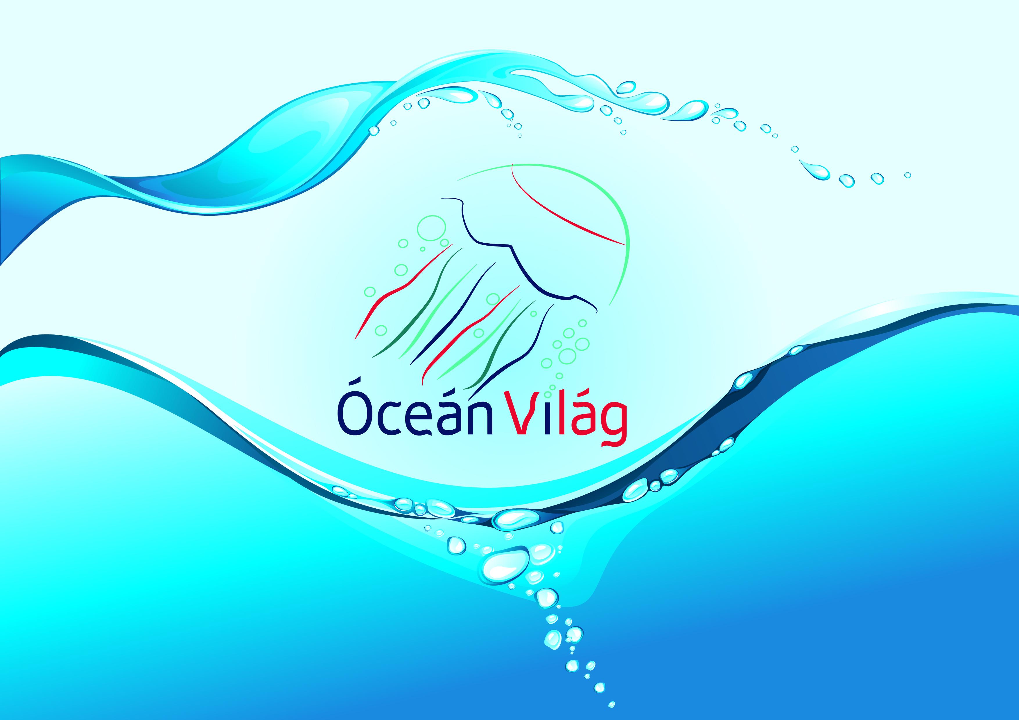 Óceán Világ logóterv
